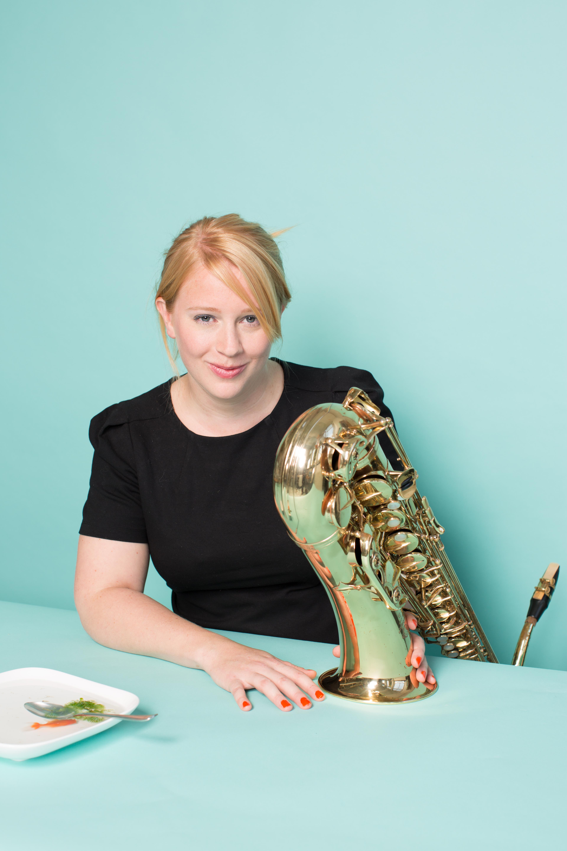 Annelies Vrieswijk, Syrène Saxofoonkwartet, Syrène Saxophone Quartet