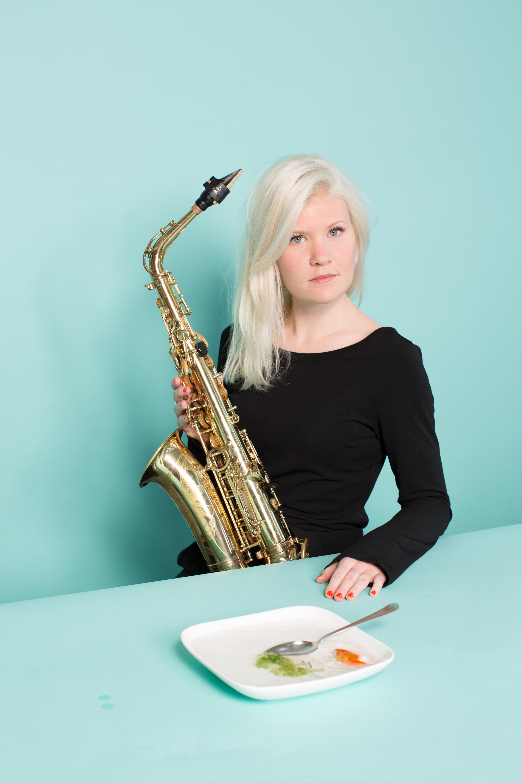 Femke Steketee, Syrène Saxofoonkwartet, Syrène Saxophone Quartet