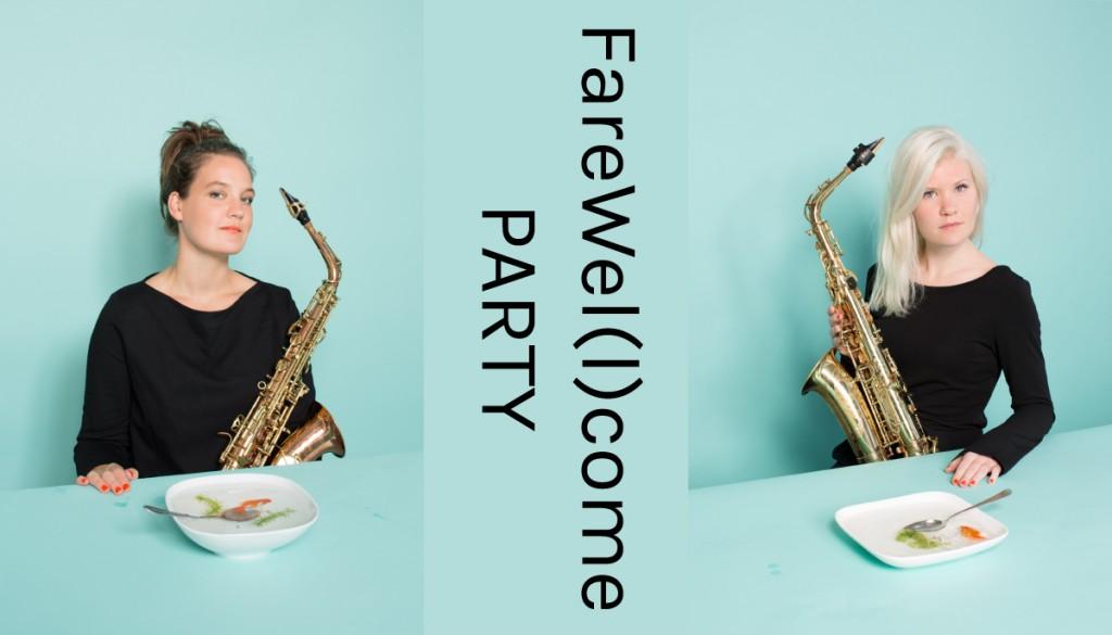 FareWel(l)come Syrène Saxophone Quartet