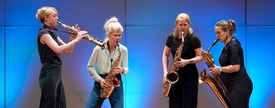 Syrène Saxofoonkwartet